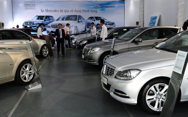 xác định mục tiêu mua xe ô tô